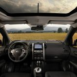 Vista panorámica del Nissan X-Trail