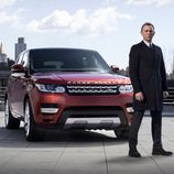 Range Rover Sport 2014 con James Bond