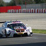 Timo Glock debuta en el DTM