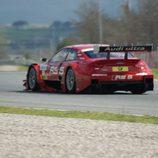 Audi RS 5 DTM recta de atrás