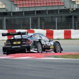 Dani Juncadella debuta con Mercedes