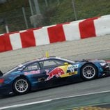 Filipe Albuquerque test DTM Barcelona