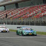 Pruebas de DRS en BMW Motorsport
