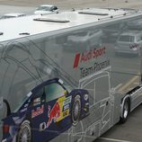 Camión Audi Team Phoenix