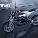 Audi e-tron Motorbike