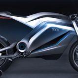 Audi e-tron Motorbike general