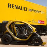 Renault Twizy RSF1 Lateral