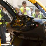 Renault Twizy RSF1 interior