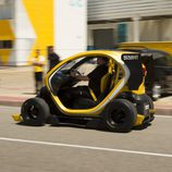 Renault Twizy RSF1 con KERS
