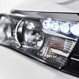 Toyota Corolla Europeo detalle faro delantero
