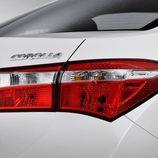 Toyota Corolla Europeo detalle piloto trasero