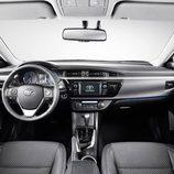 Toyota Corolla Europeo interior