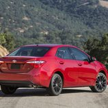 Toyota Corolla Norteamericano vista trasera