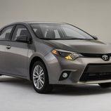 Toyota Corolla Norteamericano vista frontal