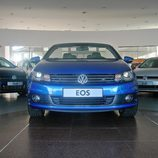 Volkswagen Eos, Vista frontal