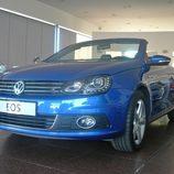 Volkswagen Eos, Vista fronto-lateral izquierdo