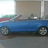 Volkswagen Eos, Vista lateral