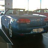 Volkswagen Eos, Vista trasero-lateral izquierdo