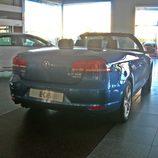 Volkswagen Eos, Vista trasero-lateral derecho