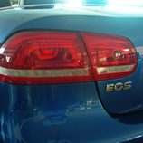 Volkswagen Eos, detalle piloto trasero