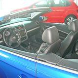 Volkswagen Eos, detalle interior