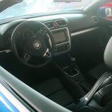 Volkswagen Eos, detalle cuadro de mandos
