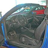 Volkswagen Eos, acceso al interior