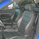 Volkswagen Eos, detalle asientos