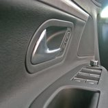 Volkswagen Eos, detalle maneta de apertura