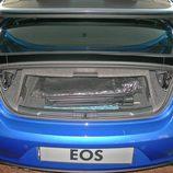 Volkswagen Eos, apertura del maletero