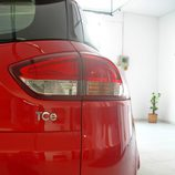 Renault Clio Sport Tourer detalle esquina trasera