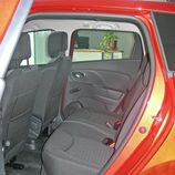 Renault Clio Sport Tourer detalle de las plazas traseras