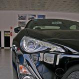Toyota GT86 detalle frontal 1