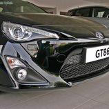 Toyota GT86 detalle frontal 2
