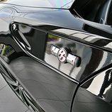 Toyota GT86 detalle parte superior aleta