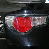 Toyota GT86 detalle del piloto trasero