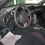 Toyota GT86 detalle del cuadro de mandos