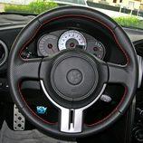 Toyota GT86 detalle del volante