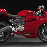 Ducati Panigale 899 Roja perfil