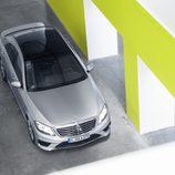 Mercedes Benz S63 AMG (W222) detalle techo