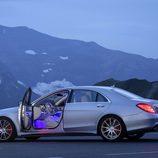 Mercedes Benz S63 AMG (W222) iluminación