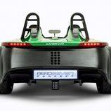 Trasera Caterham AeroSeven Concept