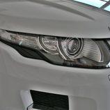 Range Rover Evoque vista detalle faro