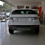 Range Rover Evoque vista trasera