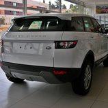 Range Rover Evoque vista trasera derecha