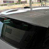 Range Rover Evoque detalle alerón