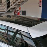 Range Rover Evoque detalle exterior techo panorámico