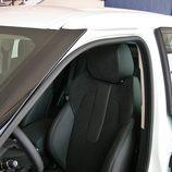 Range Rover Evoque detalle asiento delantero