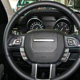 Range Rover Evoque detalle volante