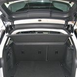 Range Rover Evoque detalle capacidad maletero